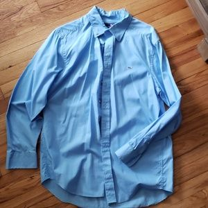 Men's Slim Fit Vineyard Vines Dress Shirt